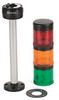 Configured Stack Light Signaling Device -- 855TE-B24F3F5F4