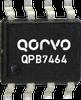 50 – 1218 MHz, 75 Ohm pHEMT Dual RF CATV Amplifier -- QPB7464 -Image