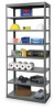 Pass Thru Industrial Shelving,W 36,D 24 -- DT5513-24HG