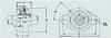 MSFT / UCFLX 2-Bolt Flange Units -- MSFT28