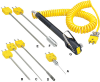 Quick Connect Surface Thermocouple Probe -- HYP5 Series