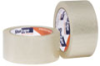 Heavy Duty grade, 40 micron cast BOPP film, Solvent-based acrylic adhesive -- PP 815