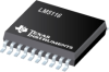 LM5116 6-100V Wide Vin, Current Mode Synchronous Buck Controller -- LM5116MH - Image