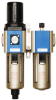 Filter Regulator Lubricators -- FRL's