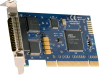 Low Profile PCI 1-Port RS-232, RS-422, RS-485, RS-530, RS-530A, V.35 Synchronous Serial Interface (uses Z85230) -- 5102