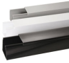 Economical Solid Wall Wire Duct -- ED-WD-2200-CASE-WT