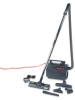 Hoover Commercial Portapower Vacuum Cleaner, 8.3 lbs, Black -- HVRCH3000