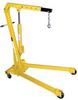 Shop Crane Engine Hoists: Folding Design for Storage (33 1/2W x 44