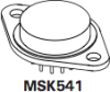 High Power Operational Amplifier -- MSK541