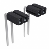 Rectangular - Board to Board Connectors - Headers, Receptacles, Female Sockets -- SAM1126-09-ND-Image