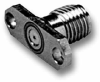 RF Coaxial Panel Mount Connector -- 5604-2CC -Image