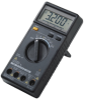 Kenwood TMI / Texio Hand-held Digital Multimeters -- DL-91