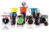 Modular Range Non-Illuminated and Illuminated Momentary Mushroom Pushbutton -- MPM1-10* - Image