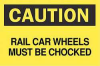 Caution Sign,10 x 14In,BK/YEL,ENG,Text -- 6CV75