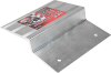1 pc 350 lb 8 in. Aluminum Ramp Plate End -- 8021393 - Image