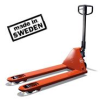 BT Pallet Trucks: Stainless Steel with Nylon Wheels -- LHM2000STU-27048