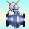 Steel Ball Valve (Two-Piece Body) -- LD 004L1-BL -- View Larger Image