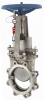 DeZURIK -- KGC Cast Stainless Steel Knife Gate Valve Series - Image