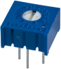Trimmer Potentiometers -- 3386G-1-253LF-ND