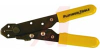 Tool; Stripper, 5-1/4 in. V-Notch Adjustable Wire Stripper; Clamshell -- 70069524