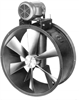Belt Drive Tube Axial Fans -- Airmaster - Image