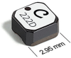 LPS3015 Series Low Profile Shielded Power Inductors -- LPS3015-102 -Image