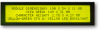 LCD Character Module -- ASI-404A