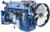Wide Body Dump Truck Engine