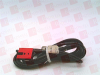 DANAHER CONTROLS EP110-14250 ( PHOTOELECTRIC SWITCH,RETRO FORKED,5MM,DC-IR-CBL-GS70 ) -Image
