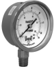 PST Series StabiliZR™ Stainless Steel Gauge -- PST790Z - Image