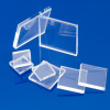 Clear Acrylic Squares -- 91568