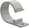 Cable Clamps - Screw Mount -- EXWHC2-750-01 -Image