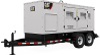 Mobile Diesel Generator Sets -- XQ230