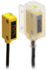 High-Pressure, Washdown Rated Sensors -- WORLD-BEAM Q12 Series -- View Larger Image