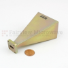 WR-42 Standard Waveguide Horn With Square Cover Flange and 20 dBi Nominal Gain Operating From 18 GHz to 26.5 GHz Frequency Range -- SH142-20