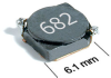 MSS6122 Series Shielded Surface Mount Power Inductors -- MSS6122-273 -Image