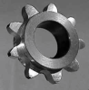 Flex-E-Pitchr; SPROCKET; CHAIN SPROCKET -- 25CF77A-25