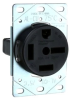 Straight Blade Power Receptacle -- 5760