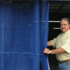 Flo-Tex Mesh Curtain -- FM T Series - Image