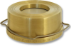 Wafer Style Guided Disc Check Valve -- RK 71