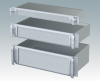 "Robust 19"" Aluminum Rack Mount Cases -- Mettec 19"" -- View Larger Image"