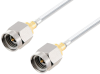 2.92mm Male to 2.92mm Male Low Loss Cable 6 Inch Length Using 086 Coax -- PE3C6493-6 -Image