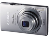 Canon Powershot Elph 320HS Silver 16.1mp 5x (24-120mm) Optical Zoom 3.2in Touch Panel LCD Camera w/ Full 1080 HD Video -- 6021B001