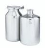 Stainless steel sanitary bottle; 5 liter, 4