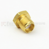 SMA Female Short Circuit Connector Cap -- SC2140 -- View Larger Image