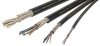 Multi-core Cables and Twisted Pairs, Screened and Unscreened -- RADOX® MFH-S