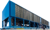 Industrial Air-Cooled Chiller Rental, 420 Ton