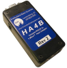 HA4B - RS232 Isolated 1-Wire Host Adapter -- HA4B