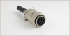 10-Pin Round Connector -- CON-RC10 - Image