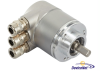 POSITAL IXARC DeviceNet Multi-turn Absolute Rotary Encoder -- DeviceNet